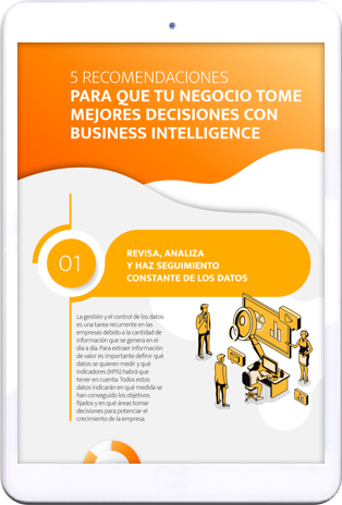 Mejores decisiones con business intelligence